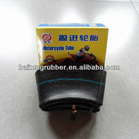 natural rubber motorcycle inner tube 3.00-18 TR4 valve for markets in Nigeria