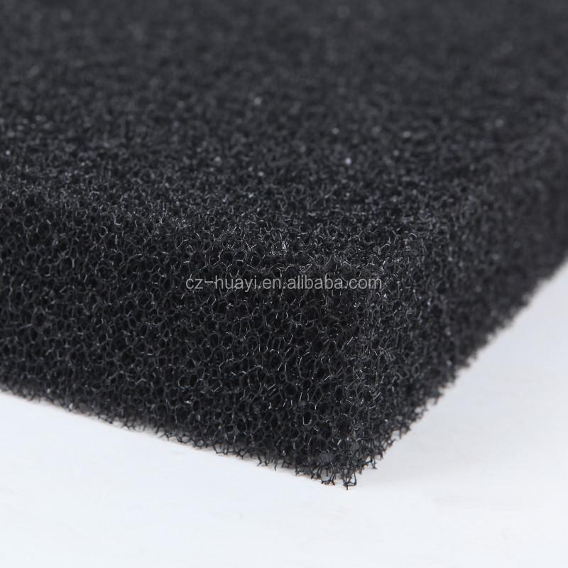 Best Open Cell Foam Sheet Reticulated Foam Filter