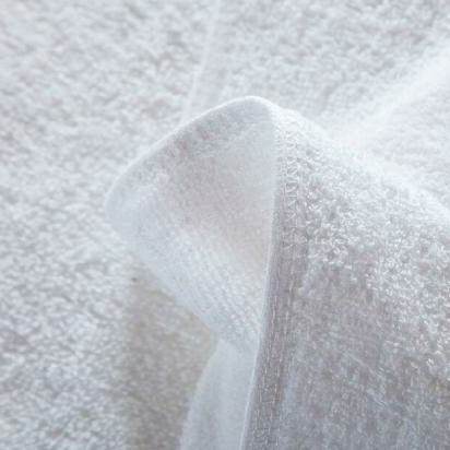 Aiqi good quality bath towel hotel supply used bath towels