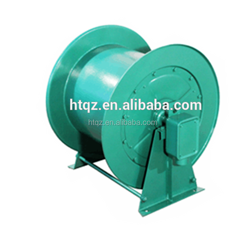 Automatic 100m cable reel for gantry crane