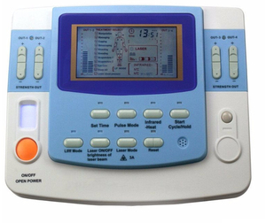 2019 New Integrated ultrasound machine for healthcare and physiotherapy