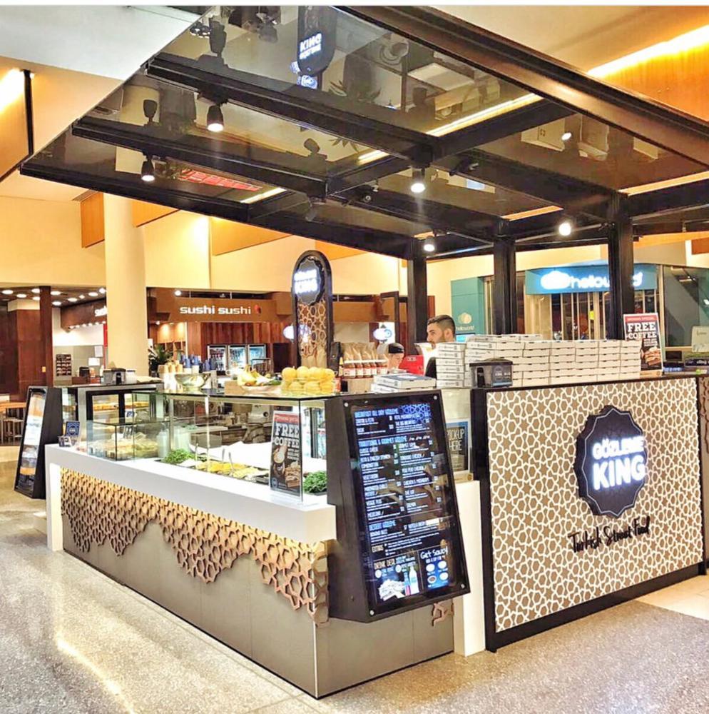 Pizza Store Decoration