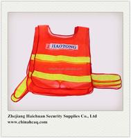 Mesh Fabric Reflective Traffic Safety Vest