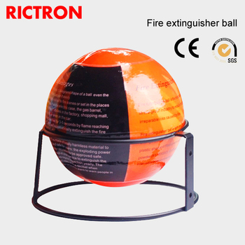 Dry Powder Automatic Fire Extinguisher Ball 1.3kg Manufacturer ...