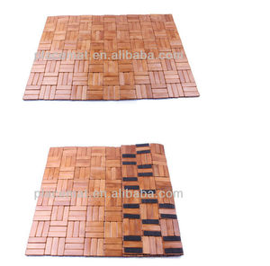 Hot-selling Top Quality Bamboo floor mat