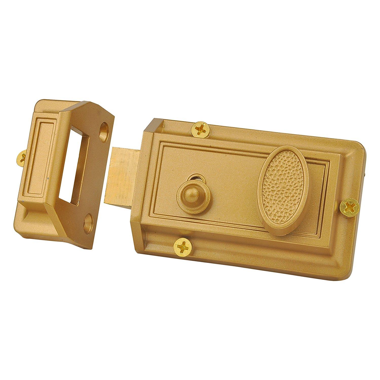 Get Quotations · SUMBIN Night Latch Deadbolt Rim Lock,Brass Latch Antique  Locks With Keys For Front Door - Cheap Antique Furniture Locks And Keys, Find Antique Furniture Locks