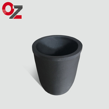 graphite crucible for melting aluminum for brass