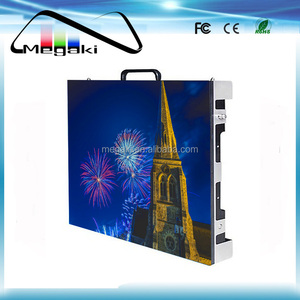 Megaki Flexible Led Display Led Screen Indoor Led Moving Message Display