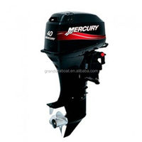 Mercury Outboard 4stroke 40hp Gasoline Engine 40EL EFI
