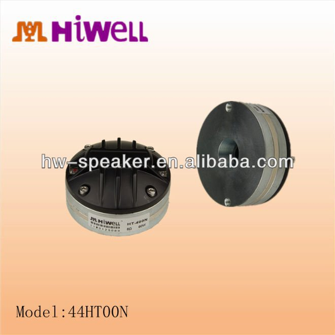 1inch throat neodymium magnet super tweeter