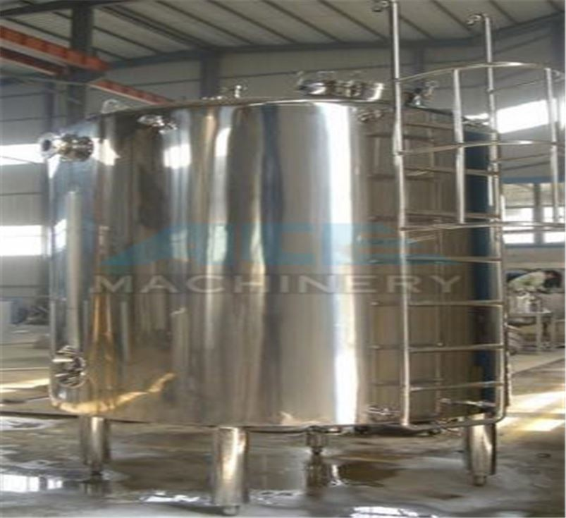 Factory Wholesale Price High Quality Stainless Steel Mixer Tank For Sale