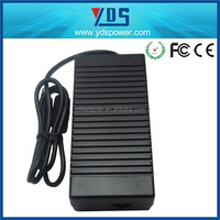Factory ISO High Quality car adapter dc to ac power inverter AC DC adapter 180W 19.5V 9.5A OEM ODM round 4 pin