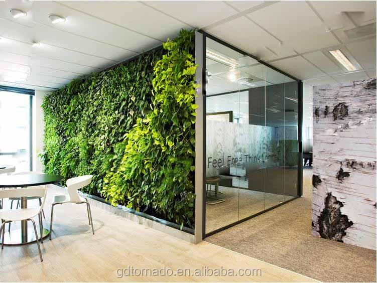 Parete Verde Ufficio : Ufficio casa verde artificiale parete verde veoffice casa verde