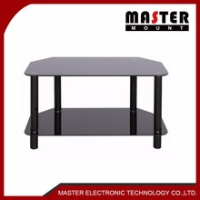 Popular Glass Metal TV Stand Tempered Master TV Stand