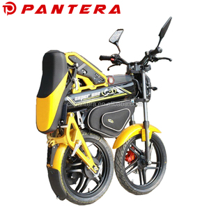 EEC New Cheap Portable Folding High Power Electric Moped Scooter