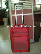 2013 design and HOT selling polo trolley luggage FOR travel