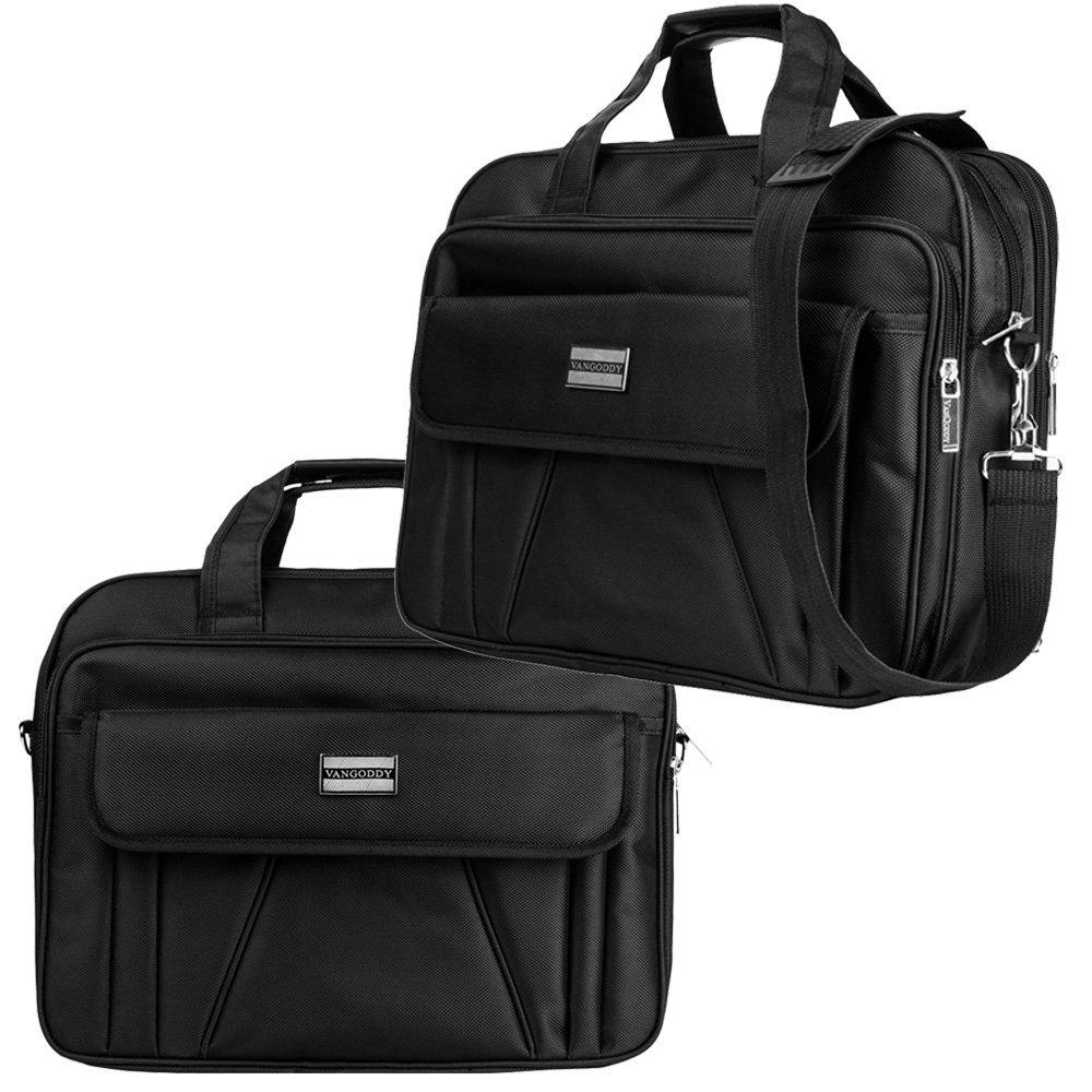 """Vangoddy 15.6"""" Oxford Laptop Bag Briefcase for Acer Aspire One CloudBook 14""""/ Aspire F 15 Series 15.6""""/ Aspire V 15/ V5/ R7/ R14/ M/ E/ E1/ ES/ Chromebook 15"""