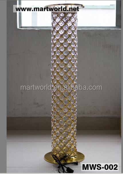 Led Pillar For Wedding Decorations Decorative Pillars And Columns
