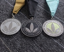 Cheap custom antique medallion award medals no minimum order