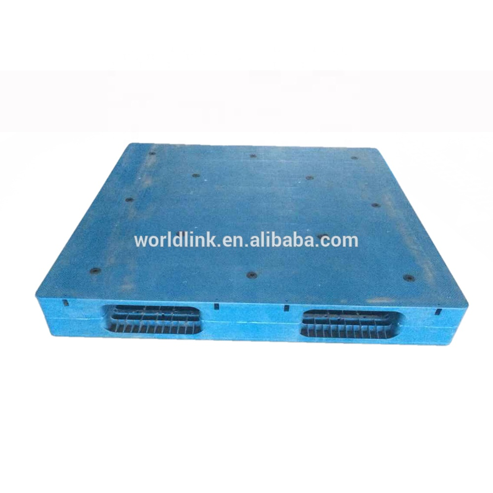 Reusable Plastic Racking Insulation Forklift Pallet