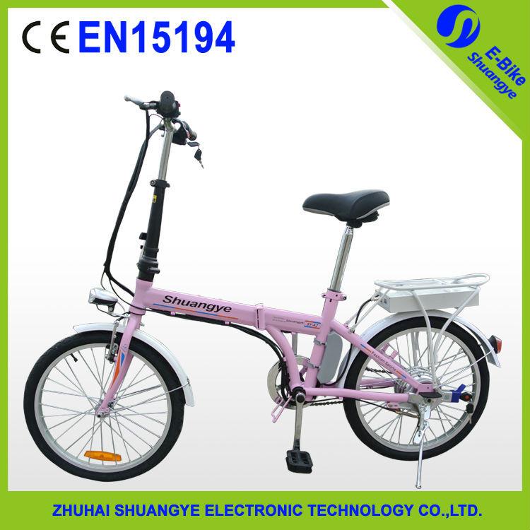 Easy Assemble Shuangye Cheap Rear Wheel Electric Bike Kit