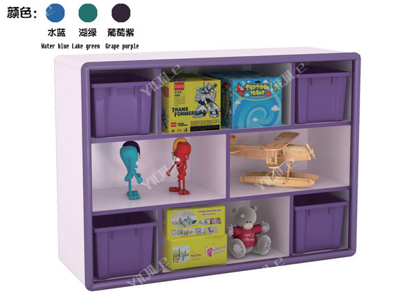 Good Quality Children Toys Storage Cabinets Modern Kids