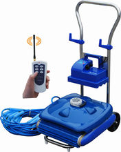 New design blue diamond pool cleaner from china