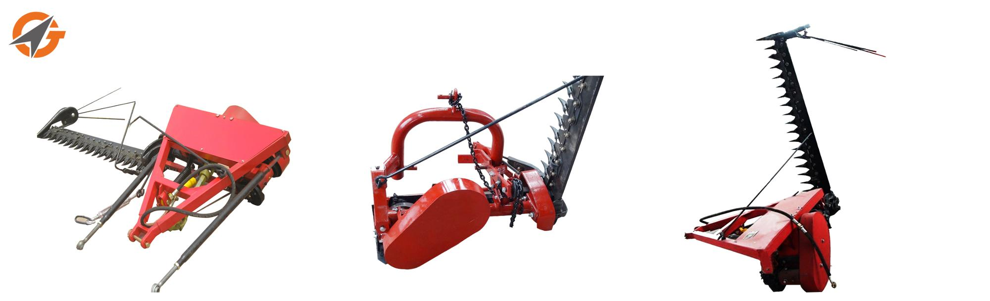 China Atv Sickle Bar Hay Mower With Tractor Suppliers - High Quality