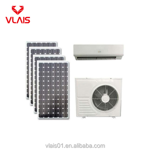 Best price dc hybrid solar air conditioner split system for sale