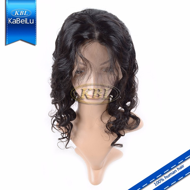 Curly Wigs Human Hair Afro Kinky Curly Lace Front Wig - Buy Afro ...