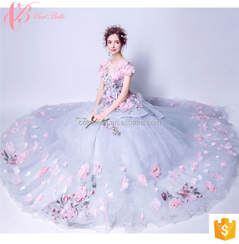 Fancy Evening Gown, Fancy Evening Gown Suppliers and Manufacturers ...