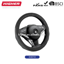 SH6733 nonwoven pvc car steering wheel cover