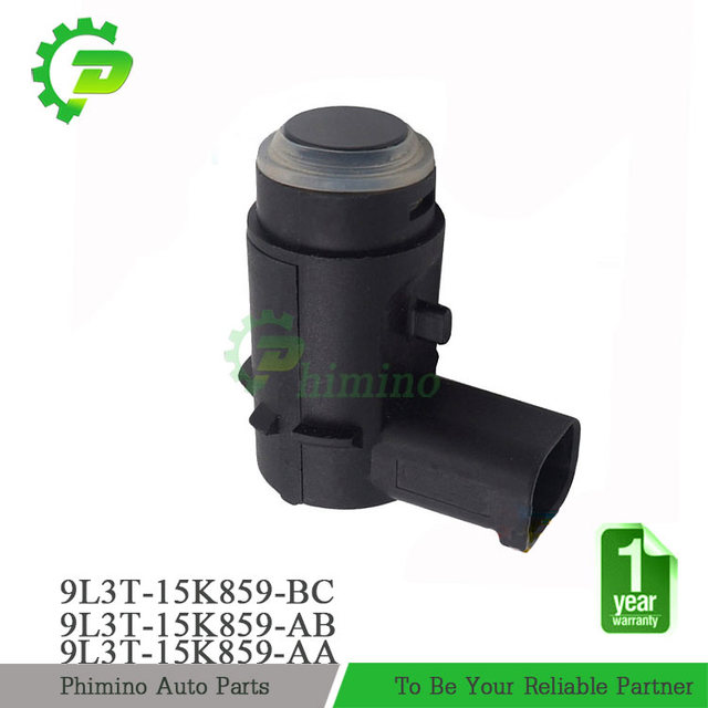 影��ab9l�9�$9.���a_new bumper backup parking pdc sensor 9l3t-15k859-aa 9l3t-15k859