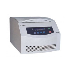 Portable Low Speed 4000rpm lab micro hematocrit centrifuge price