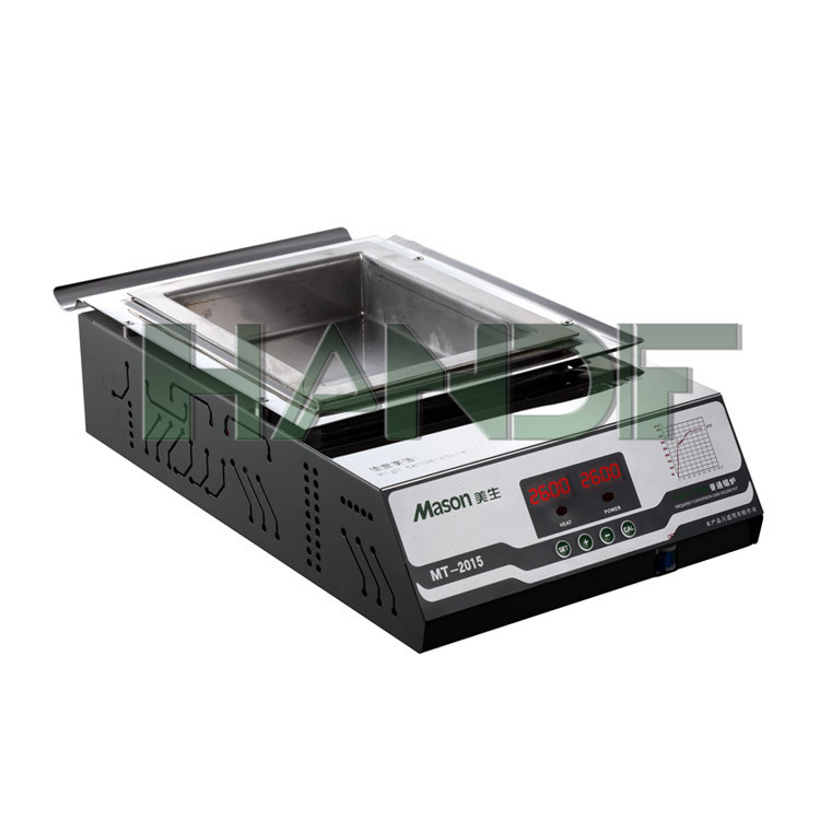 High quality MT-2015 Display Tin Melting Furnace,Energy saving melting furnace