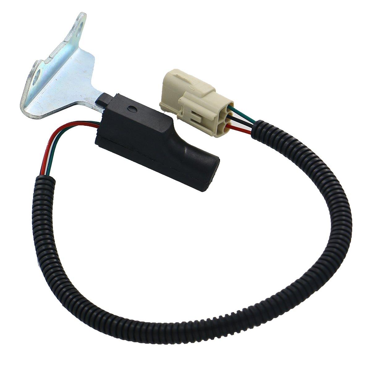 MUCO New Crankshaft Crank Angle Position Sensor For Dodge Ram Manual Transmission PC128 56027871 SU3067