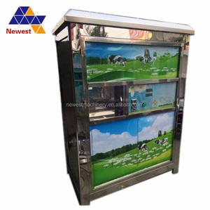 Hot selling Kenya ATM milk dispenser vending machine