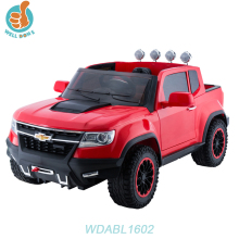 WDABL1602 Cool Design Mini Jeep For Kids With 2.4G Remote Control
