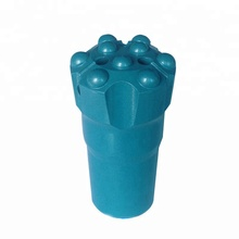 High Quality 43mm R32 Thread Button Bit With 9 Button for drifting,tunneling , quarrying and mining from pulanka