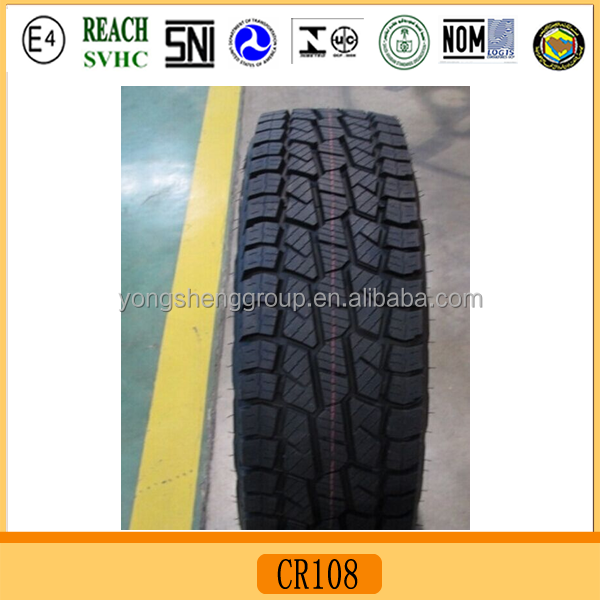 Car tyre 245 75R16 Camrun brand looking for agent in Africa