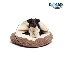 Hot selling good quality covered dog bed