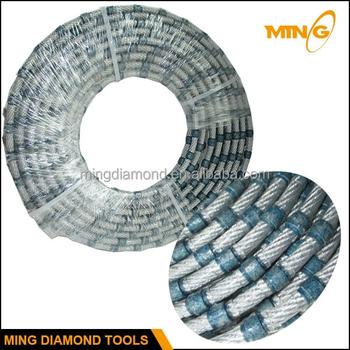 Diamond Stone Wire Cutter For Cnc Wire Saw Stone Cutting Machine ...