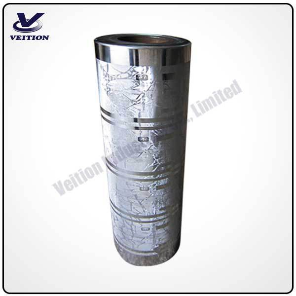 Good performance gravure printing cylinder for wood