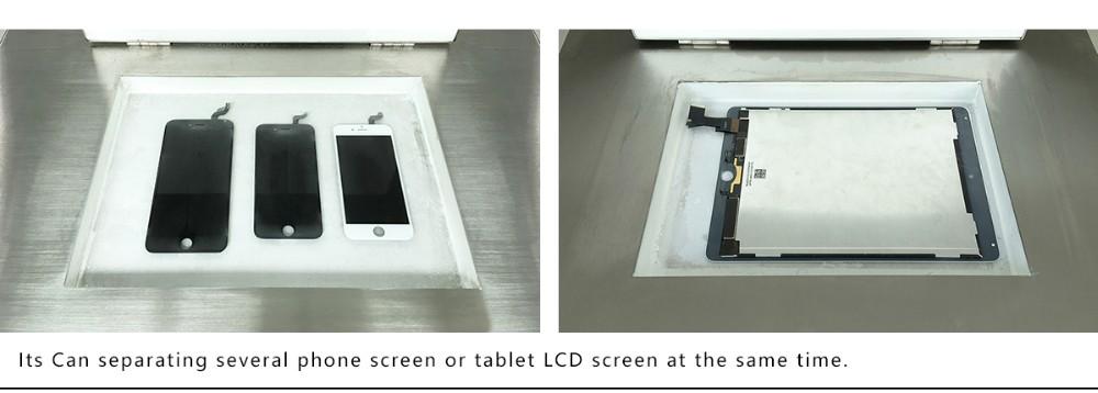 2019 new lcd zing separator machine for samsung s7 edge