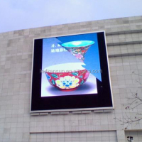 high quality china hd p10 led display screen hot video photos/led commercial advertising display screen