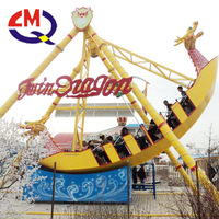 No. 1 park rides small pirate ship for sale