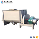horizontal powder ribbon mixer with CE certifications