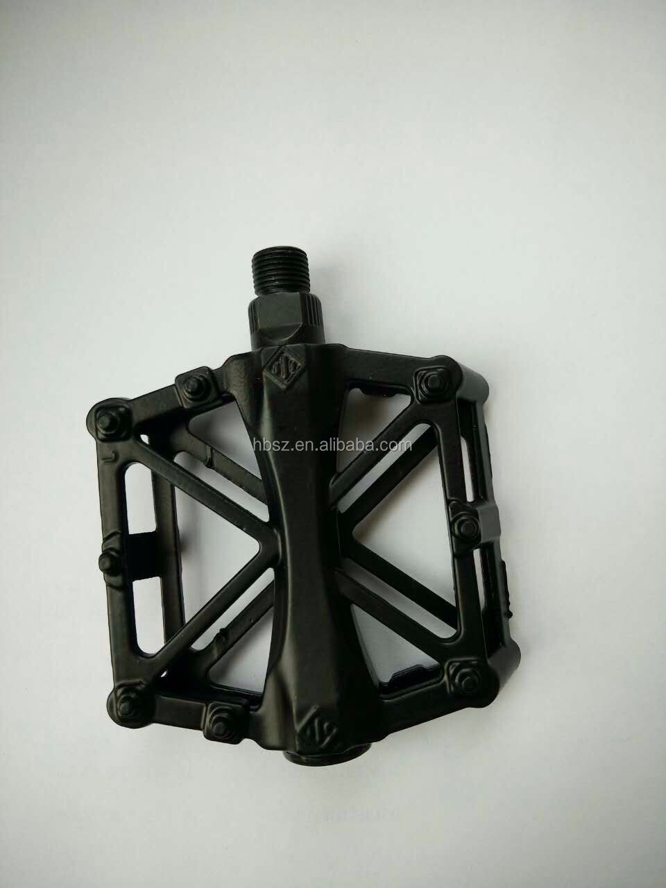 aluminium alloy bicycle accessories bicycle pedal for mountain bike city bike cheap price pedals