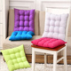 Latest design low price sofa chair cushion back home colorful stadium seat cushion cover