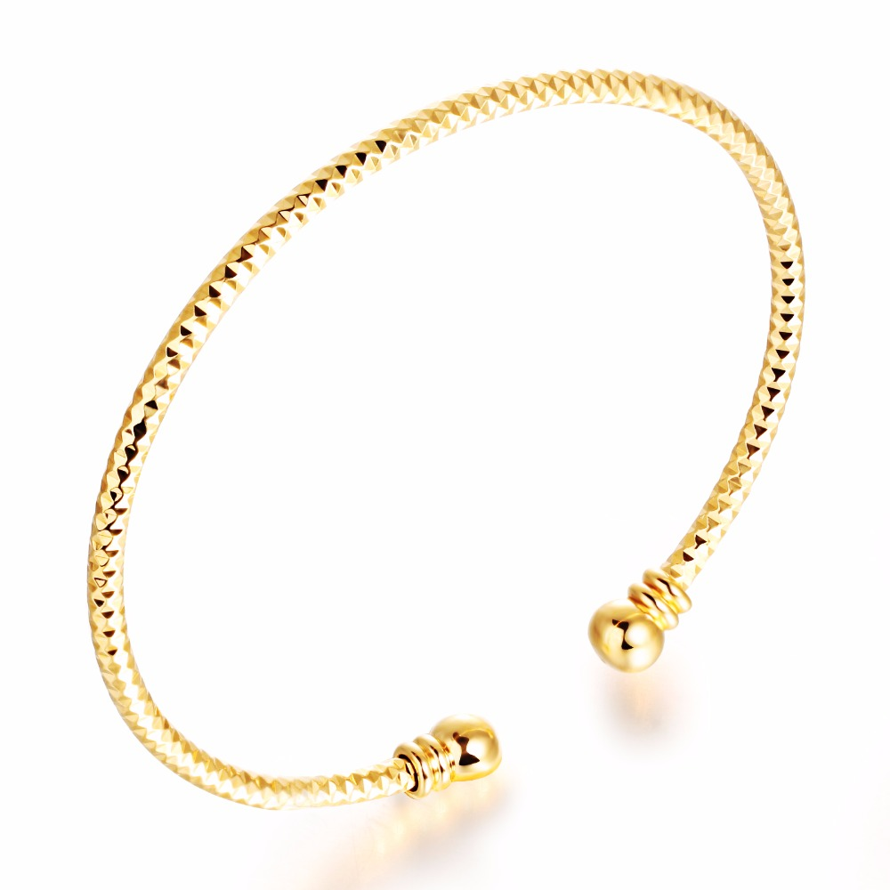 man accessory plated link bracelets gift casual bracelet charm fashion color length chian love woman fate chain party item yellow causual jewelry in wristband gold classic